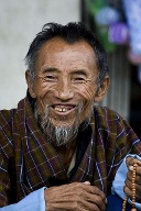 Licence: Creative Commons Attribution 2.0 Generic | Zdroj: https://secure.wikimedia.org/wikipedia/commons/wiki/File:Bhutan_smile.jpg